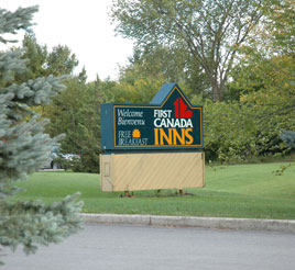 First Canada Inns Kingston - Groups