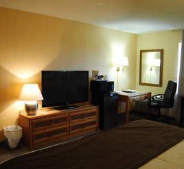First Canada Inns Kingston - Club Rooms
